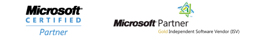 Microsoft Certified Partner / Microsoft Gold Partner